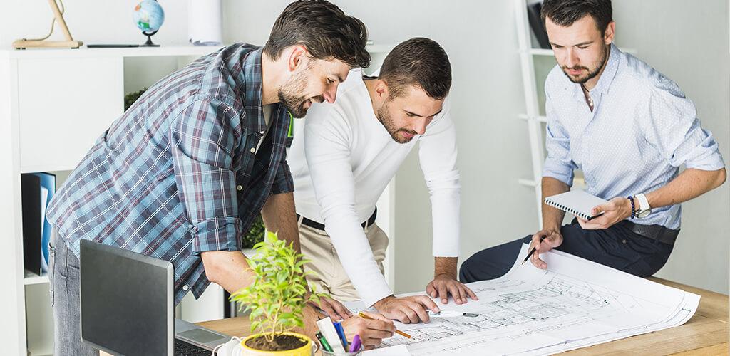 5 motivos para contratar uma empresa de reforma para gerir a sua obra do início ao fim