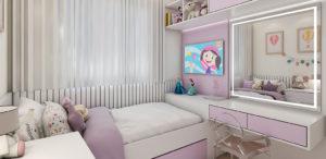 O que você precisa saber para projetar o quarto das crianças?