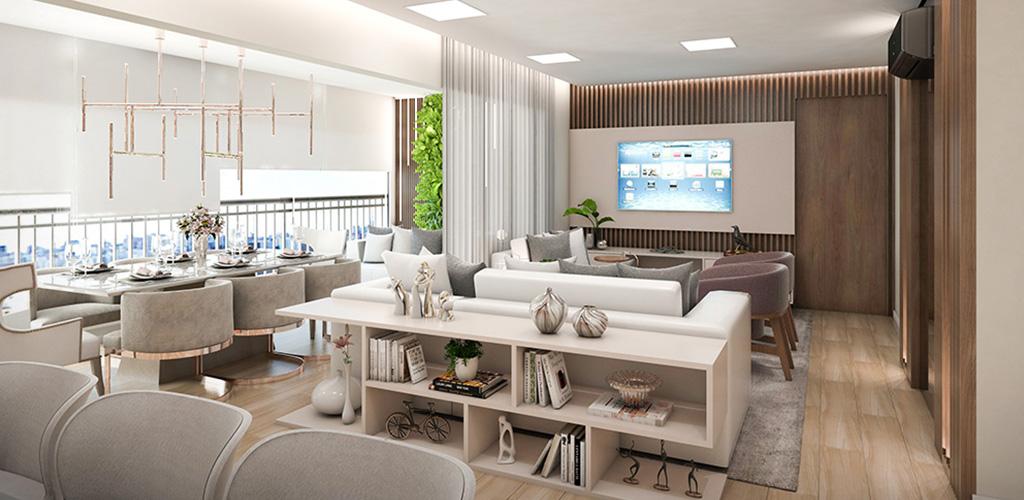 Como reinventar a decoração do seu espaço sem obra nenhuma?