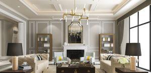 Decoração com lustres pendentes a solução ideal para a iluminação do seu apartamento