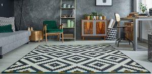 Vantagens de usar tapetes na decoração do seu apartamento