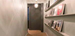 5 ideias para transformar os corredores do seu apartamento