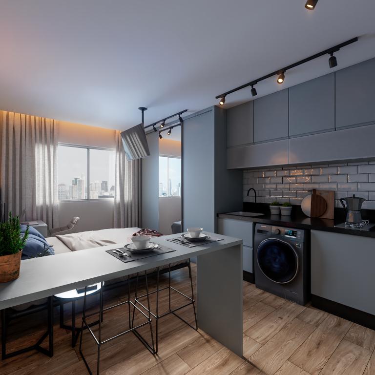 As melhores dicas para a sua reforma de apartamento pequeno